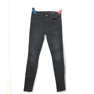 Fidelity Denim Belvedere High Rise Ultra Slim Jean